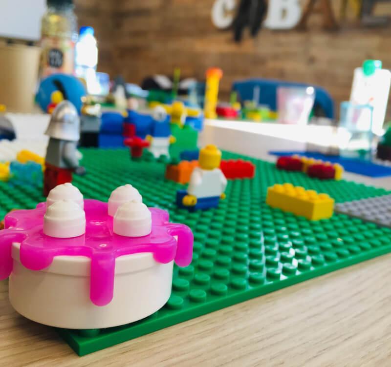 Cas client Idéation - Sony Playstation France - HandsOnBrain, enjeux Lego Serious Play à Paris et en province